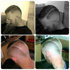Razor fade with a twist Razor Fade, Barber Shop, Barber Salon, Barbershop, Barbers