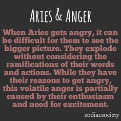 Aries Mad Quotes. QuotesGram