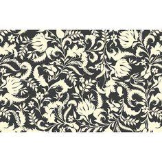 Amy Butler Lark-Ivy Bloom-Cinder Fabric