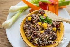 Salads, Dressings, Dips and Sauces Plant Diet, Plant Based Diet, Plant Based Recipes, Chili Recipes, Vegetarian Recipes, Snack Recipes, Healthy Recipes, Healthy Foods, Chili Recipe With Black Beans