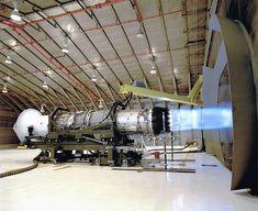 Pratt & Whitney in Jupter FL, F-135 jet engine testing :)