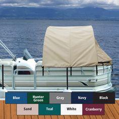 Overton's : Pontoon Enclosure - Boating & Marine > Bimini Tops T-Tops & Shades > Shades & Enclosures : Boat Bimini Tops, Pontoon Bimini Tops, Shades, T-Tops, & Hardware | Shop online