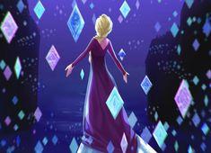 Frozen Film, Frozen Art, Disney Frozen Elsa, Disney Princess, Disney Fan Art, Disney Love, Disney Films, Disney Pixar, Cute Disney Wallpaper
