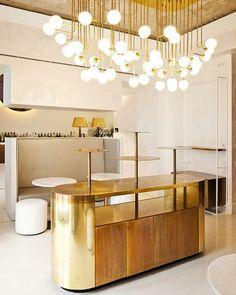 """Senato Hotel Milano by Alessandro Bianchi #Design #interiors #interiordesign #interiors #apartment #instadeco #instadesign #art #painting #artwork #luxury…"""