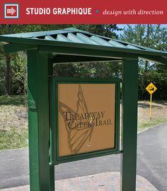 Treadway Creek –Studio Graphique // Placemaking   Wayfinding   Communities