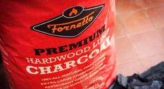 Hardwood Charcoal | Fornetto http://fornetto.com/accessories/