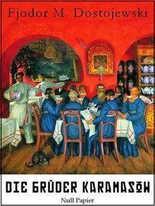 Vollständige Ausgabe, mit interaktivem Personenverzeichnis und erklärenden Fußnoten Mit einführendem Aufsatz zu Autor und Werk Der letzte Roman von Fjodor M. Dostojewskis übertrifft alle…  read more at Kobo.