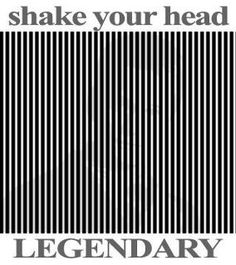 You have to try this! Just shake your head.