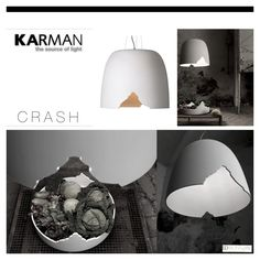 KARMAN  | ID RUNWAY www.karmanitalia.it,  #euroluce2015, #salonedelmobile2015, #lightingdesigntrend, #cristallamp, #lamptrend, @karman