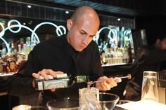 Opening Night at the Flemings Cocktail Bar, Mayfair