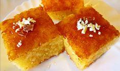 Σιμιγδαλένιο Κέικ Greek Sweets, Cornbread, Sweet Recipes, French Toast, Cheesecake, Breakfast, Ethnic Recipes, Desserts, Food