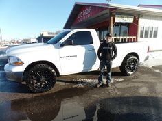 Congratulations to Josh C. on his purchase of a new Ram 1500! We appreciate the opportunity to earn your business, and hope you enjoy your new truck!