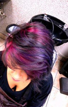pink and purple- By Rebecca Rivera.  @Bloom.com