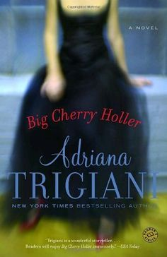 Big Cherry Holler: A Novel (Big Stone Gap Novels) by Adriana Trigiani, http://www.amazon.com/dp/0345445848/ref=cm_sw_r_pi_dp_tObNrb1Y5VWJ1