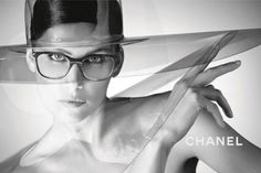 Chanel : la collection optique Signature de l'automne-hiver 2013