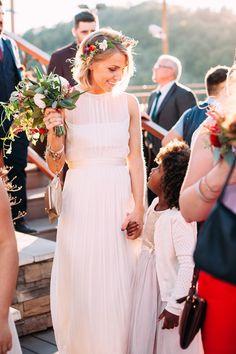 Colorful West Virginia Wedding by Veronica Varos - Southern Weddings