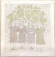 The Grass was Greener, Paula Kovarik, 2016