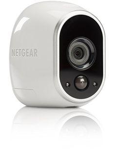 Netgear Arlo VMC3030-100EUS Smart Home Zusatz-HD-Security-Kamera (100% kabellos, Indoor/Outdoor, Bewegungssensor, Nachtsicht) weiß - http://kameras-kaufen.de/netgear/netgear-arlo-vmc3030-100eus-smart-home-zusatz-hd