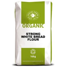 We are specialist flour millers and bakers, producing a range of organic flours, ancient grain flour, baking ingredients and biscuits for people who care about the quality and healthfulness of the food they eat and the world we live in. Types Of Flour, Baking Supplies, White Bread, Baking Ingredients, Strong, Organic, Country, Kitchen, House