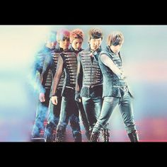 Love this pic of MBLAQ