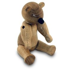 Find it at the Foundary - 6 in. Wooden Bear