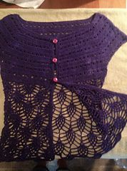 Ravelry: Ariane pattern by Peggy Grand - free!!