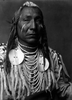 First Nations Chief
