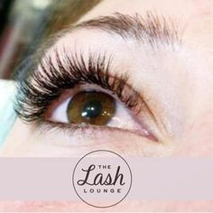 5887ca24e19 Beautiful lash extensions from The Lash Lounge! Natural Looking Eyelash  Extensions, Lash Lounge,