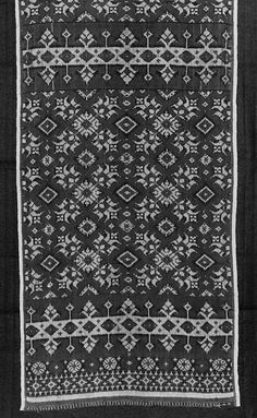 scarf // late 19th–early 20th century, Indonesia, Bali