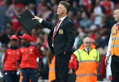 Van Gaal still wants attacking signings for Manchester United