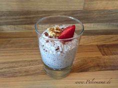 Paleo Babynahrung Rezept: Chia-Samen-Pudding ab dem 11. Monat