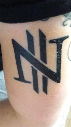 Copenhell logo tattoo