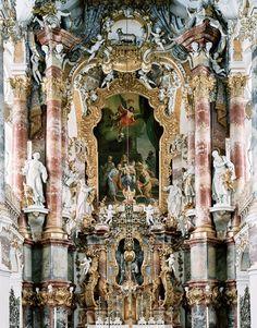 Seduction: Baroque Churches by Cyril Porchet.
