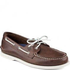 STS12553 Sperry Men's Authentic Original Sarape Boat Shoes - Brown www.bootbay.com