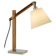 """Ojai 25"""" H Table Lamp with Empire Shade"""