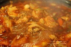 [논현동 맛집] 강남맛집~~ 영동시장 먹자골목 '성성식당' 얼큰하고 달달한 닭도리탕 ~~ : 네이버 블로그