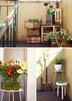 unique planter boxes