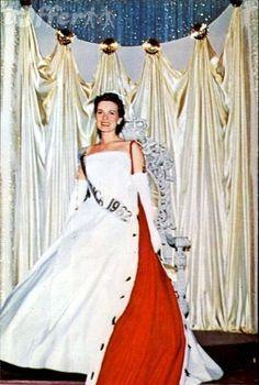 Miss America 1962 - pageant on DVD - Maria Fletcher