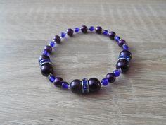 pruženka. beads bracelet