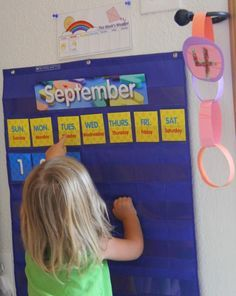 preschool circle time + free calendar and weather chart downloads