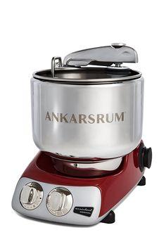 Ankarsrum Original AKM 6220 Red Stand Mixer: Electric Stand Mixers: Kitchen & Dining