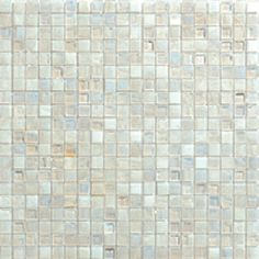 On our way to a Shimmering #Kitchen with Shimmer Pearl 1x4 #glasstile