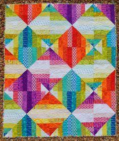 Quilting Mod: Sorbet Quilt