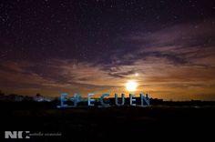 Segundo encuentro de fotografía nocturna en Epecuén 2017. Fotografía Natalia Camaña