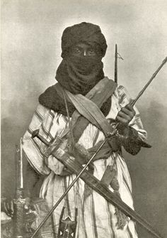 images of moors | do you notice how he has clothing to protect his eyes, face, etc.? you ...