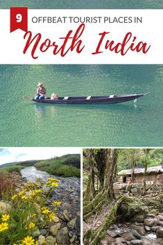 9 Offbeat North India Tourist Places Jo takes us to the hidden paradise of Northern India, to 9 locations far from the typical tourist trail for some of the best places to visit in India. India Travel Guide, Asia Travel, Travel Tips, Travel Nepal, Slow Travel, Travel Goals, Travel Guides, Tourist Places, Places To Travel