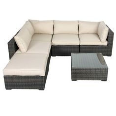 6-Piece Tracie Patio Seating Group