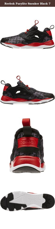 Reebok Furylite Sneaker Black 7. Break out of school and into summer with Reebok kid�s FuryLite School�s Out Pack. These bold graphics and bright colors are perfect accessories for all of your summer adventures. Containing design elements of the unique Reebok InstaPump Fury, the FuryLite is the perfect addition to the Reebok Family. Grab a pair for your sneakerhead kid and they'll be rockin' these incredibly comfortable kicks while everyone is doing a double take at the bold, modern…