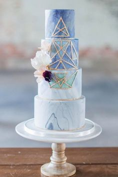 Watercolor Cakes Are