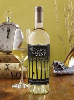 Once Upon A Vine The Lost Slipper Sauvignon Blanc | The Wine Bar